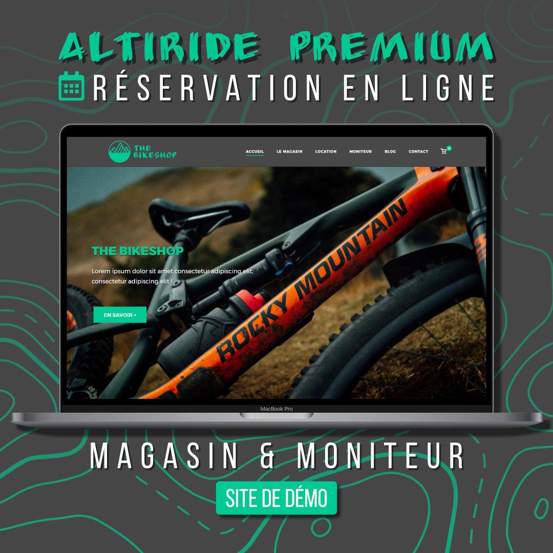 Lancement de l'offre Altiride Premium