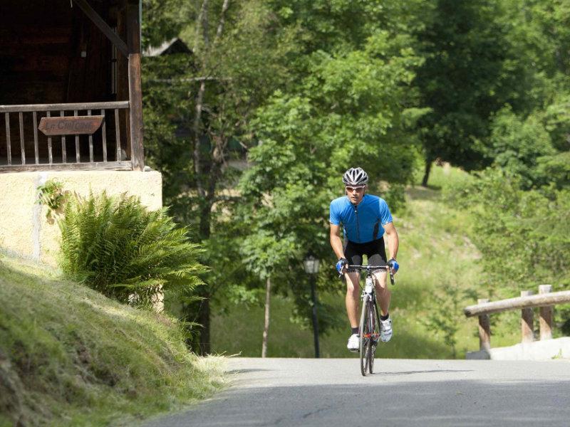 Chamonix vélo de route