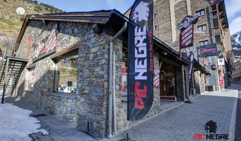 Location de VTT Andorre