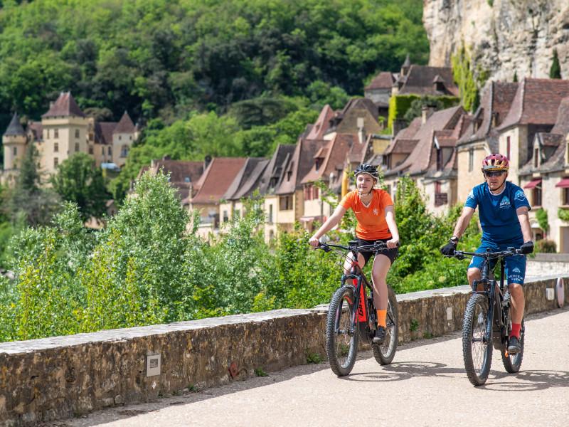 VTT au coeur de la Dordogne