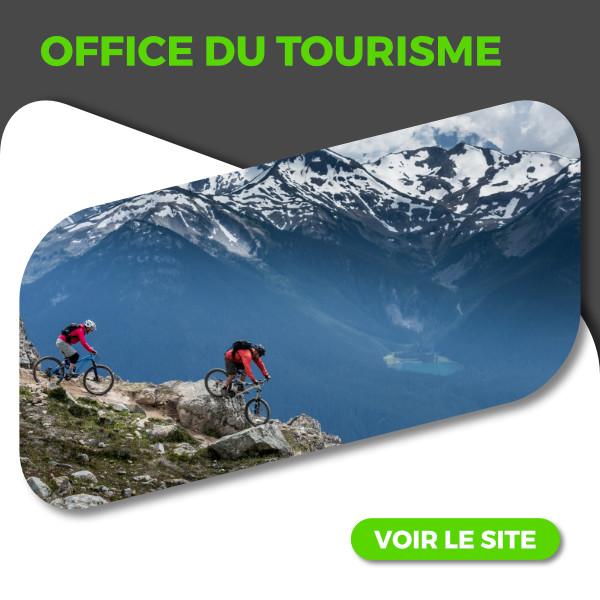 Site de l'office de tourisme