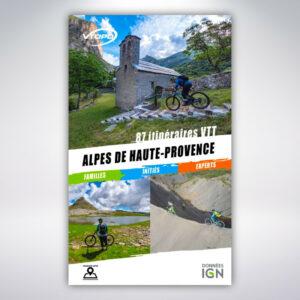 VTOPO Alpes De Haute-Provence à VTT