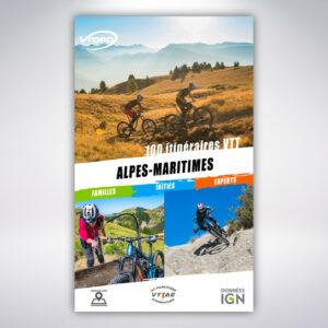 VTOPO Alpes Maritimes à VTT