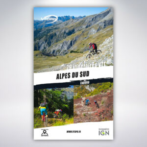 VTOPO Enduro VTT Alpes Du Sud