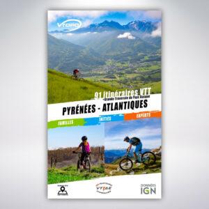 VTOPO Pyrénées Atlantiques à VTT