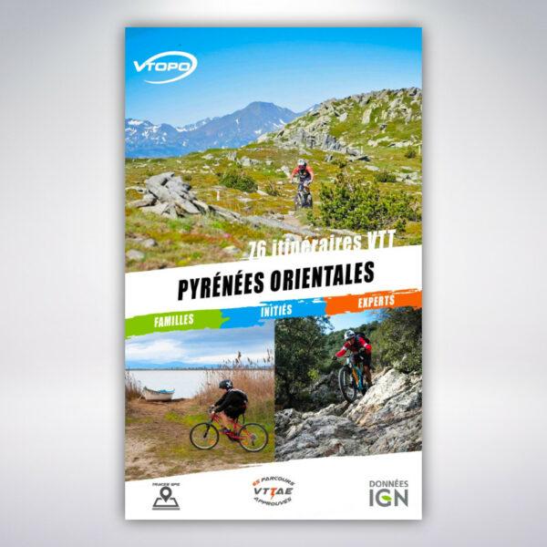 VTOPO Pyrénées Orientales à VTT