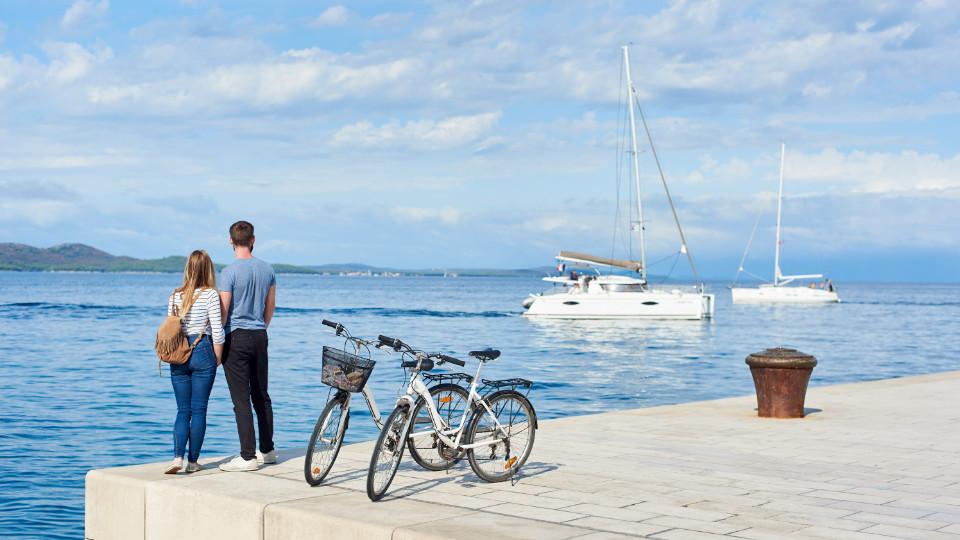 Rechercher une destination vélo