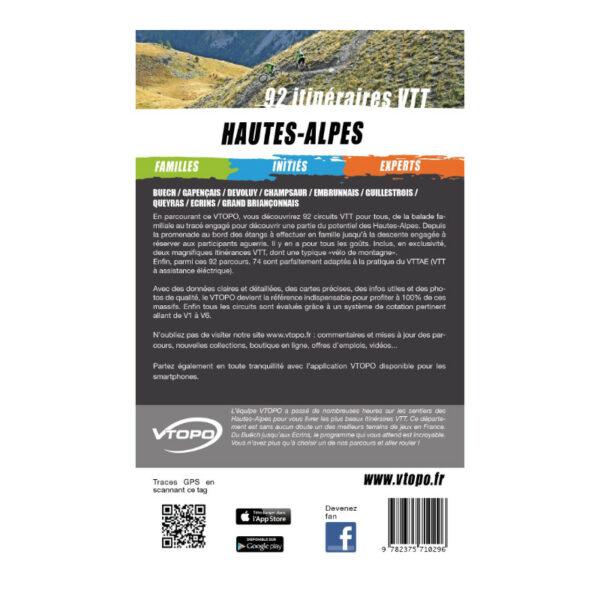 Détails Vtopo Hautes-Alpes